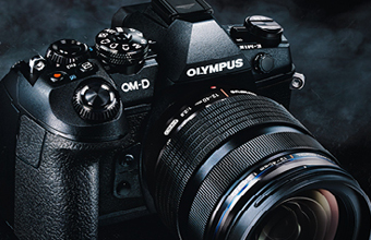OM-D E-M1 Mark II + 64Gb USH-II